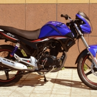 Мотоцикл CITY 200