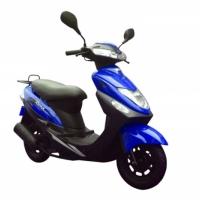 Скутер SYNNY-D LEIKE (красный/синий)