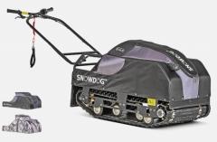 Snowdog Compact С-R7Z-L с двигателем Rato 7 л.с. и вариатором Comet (модель 2017 года)