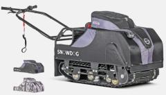 Snowdog Compact R9М-WR с двигателем Rato 9 л.с. (модель 2017 года)